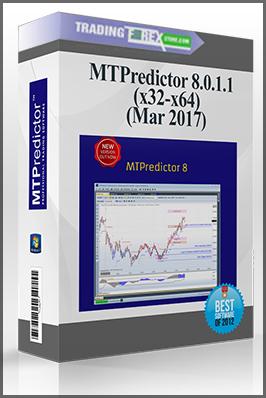 MTPredictor v8 Realtime Version + NinjaTrader 8 Add-On